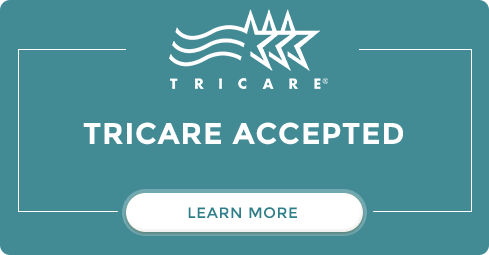 TRICARE Accepted - Learn More