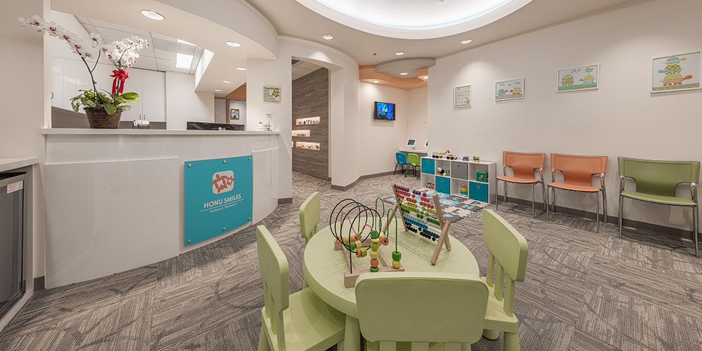 Our Pediatric Dental Office in Mililani, HI | Honu Smiles