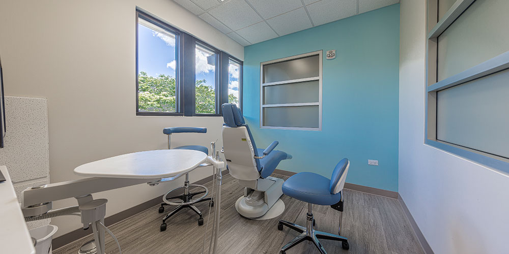 dental work station